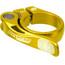 Reverse Long Life Sadelklemme 34,9mm guld